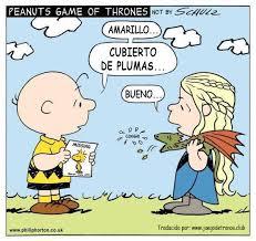 Charlie Brown Memes - charlie brown visita got memes juego de tronos