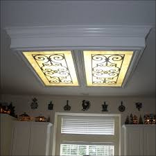 Kitchen Fluorescent Ceiling Light Covers Kitchen Fluorescent Light Covers Home Depot Artificial Sky