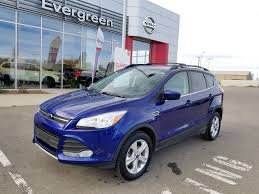 nissan crossover 2013 ford escape