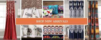 buy affordable boho home décor online lush décor www lushdecor com