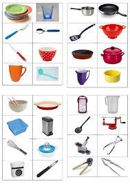 glossaire de cuisine imagiers imagier la maternelle et camille