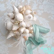 Seashell Bouquet Shell Bouquet U2013 Bouquet Chic