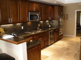 Kitchens Millwood Remodeling And Design - Cognac kitchen cabinets