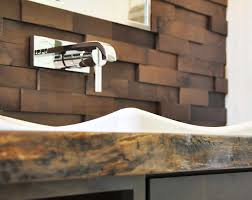 elegant wood tile wall designs in bathrooms everitt u0026 schilling