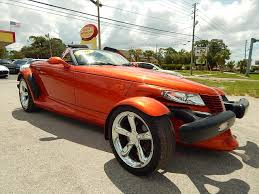 plymouth prowler in florida for sale used cars on buysellsearch