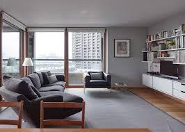 Interior Designers In London by Quinn Architects Renovates Flat In London U0027s Barbican Estate