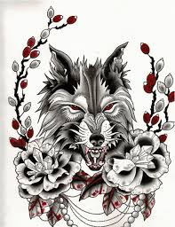 traditional wolf tattoo 15 best tattoos ever