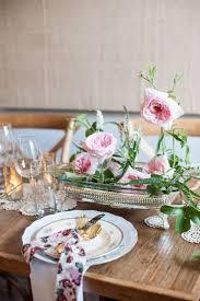 floral print dinner napkins