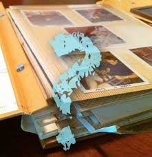 magnetic photo album acid free my favorite place to store my photographs forever