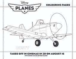 play disney planes colouring activity sheets fun kids