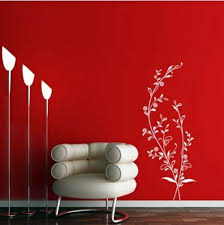 Wall Decoration With Wall Decal   Beautiful Ideas And Designs - Beautiful wall designs for living room