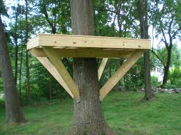 simple tree house simple design likable tree house ladder plans