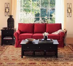 red barn home decor red sofa living room ideas interior stunningate modern white