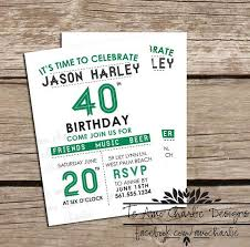 birthday invitations 35 pretty examples jayce o yesta