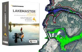 Hummingbird Map Humminbird Lakemaster Plus Gps Map Card Review Sonar Wars