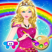 princess coloring book app store