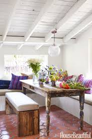 House Beautiful Dining Rooms by California Decor By Frances Merrill Colorful And Relaxing