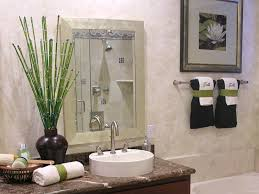 Beautiful Bamboo Bathroom Decorating Idea - Bathroom accessories design ideas