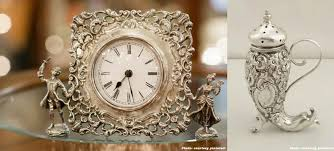 9 silver accessories to glam up your home homeonline silver leafed accessories can be used in the modern decor interior these could be used in various forms and spaces