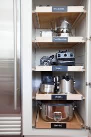 cabinet for kitchen appliances kitchen organization