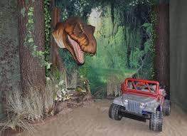 jurassic park themed photography bedroom set for sale geekologie