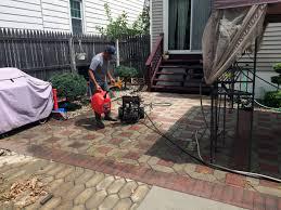 Cleaning Patio With Pressure Washer Power Wash Pool Walkway Patio U0026 Siding In Raritan Nj