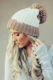 modelos modernos para gorras tejidas con gorros para el otoño invierno 2017 2018 decoracion de interiores