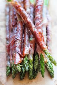 prosciutto wrapped asparagus damn delicious