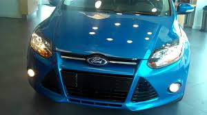 2012 ford focus walk around youtube