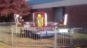 whirlybird carnival ride k k f r youtube