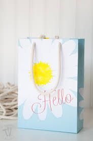 hello gift bags free printable gift bags a houseful of handmade