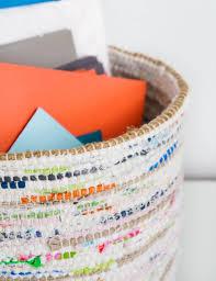 diy rag rug storage baskets sugar u0026 cloth diy home decor