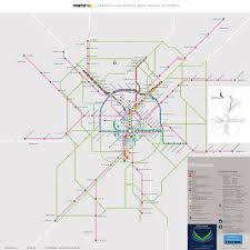 Atlanta Street Map Future Map Regional Transit For Atlanta Georgia Transit Maps