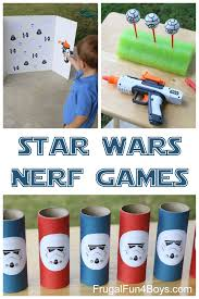 star wars themed nerf games nerf games nerf and third