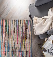 Rag Rugs For Kitchen Amazon Com Dii Contemporary Reversible One Of A Kind Area Rug