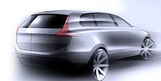 volvo 2014 xc90 design sketch car body design 15432 on wookmark