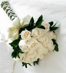white bouquet white roses bouquet zahraat