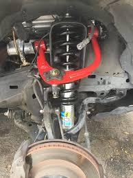 lexus gx suspension bilstein 6112 2 65 front coilovers ih8mud forum