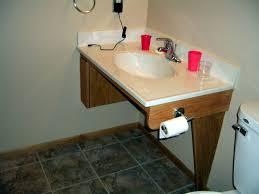 ada compliant bathroom sinks and vanities traditional bathroom