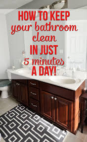 Cleaning Bathroom Sink Drain Unclog Drain