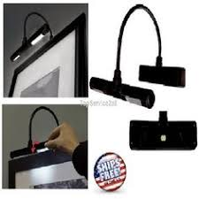 picture frame light battery operated battery operated super bright led picture light wireless picture led