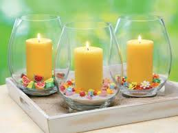 candle centerpiece ideas 41 summer candle centerpiece ideas shelterness