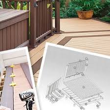 How To Build Wood Steps On A Deck Today U0027s Homeowner by How To Build A Deck Step By Step Building A Deck Trex