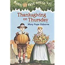 chapter books thanksgiving holidays celebrations