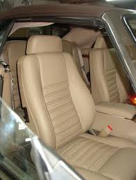 Vehicle Leather Upholstery Purich Inc New Jersey Auto Interior