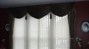 Valances For Living Room Windows by Valances For Vertical Blinds Living Room With Blinds Custom Window