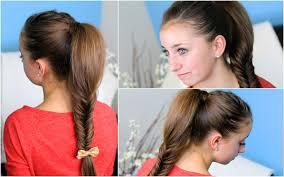 cute cute braided hairstyles for girls