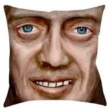 Weird Smile Meme - buscemi throw pillow or pillowcase bedroom eyes meme creepy funny