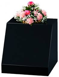 Flower Vase For Grave Vases Buckley Memorials North Wales