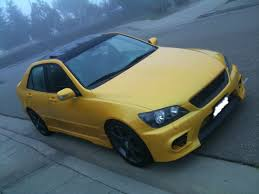 lexus is300 yellow post your favorite l tuned neo carson tuned page 22 lexus is forum